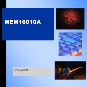 MEM16010A