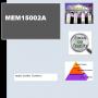 MEM15002A Apply Quality Systems