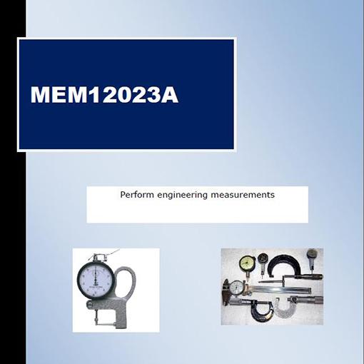MEM12023A