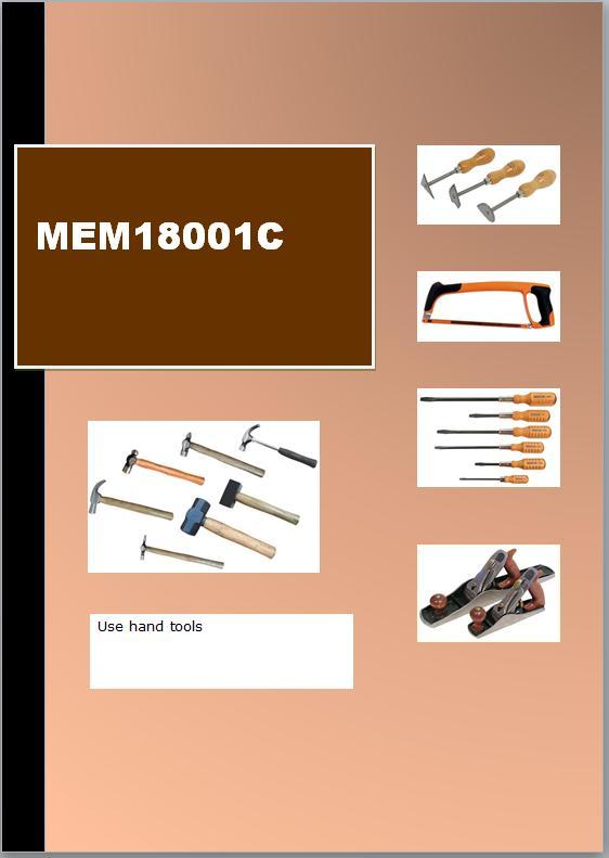 MEM18001C Cover